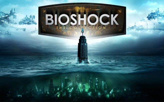 Bioshock collection, video games