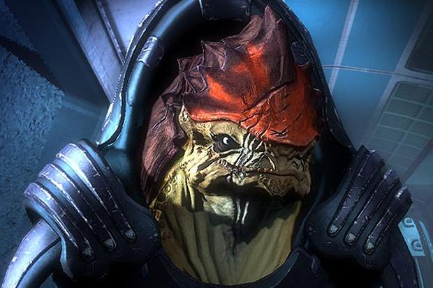 A krogan from Mass Effect