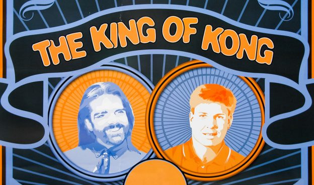 Title for The King of Kong, a video game documentary about Donkey Kong
