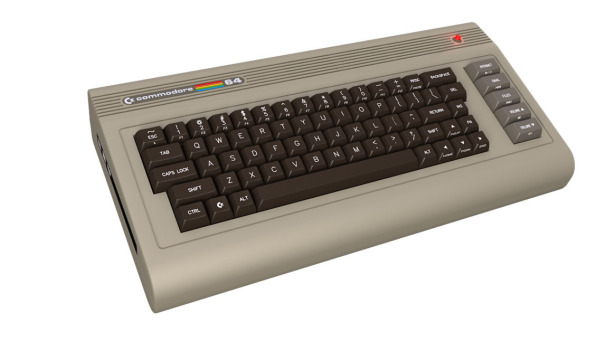 The new C64, a computer by Commodore