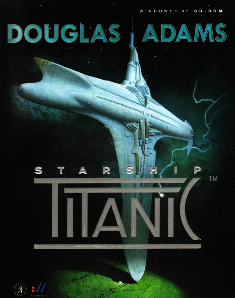 Starship Titanic, a computer video game by Douglas Adams