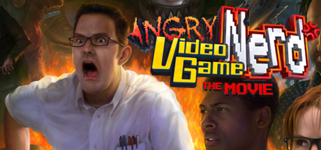 Poster excerpt for the AVGN movie