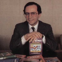 Jim Levy, co-founder of Activision, a home video game company 1982