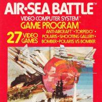 Air-Sea Battle, a game for the Atari VCS video game console