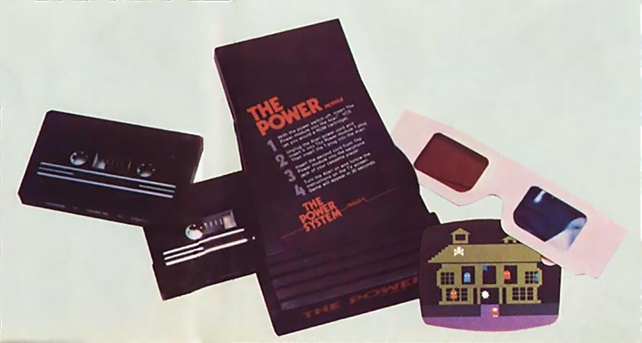 The Amiga Power Module, a memory expander for the 2600, a home video game console by Atari