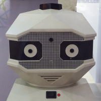 Andy, the robot by Axlon and Nolan Bushnell 1985
