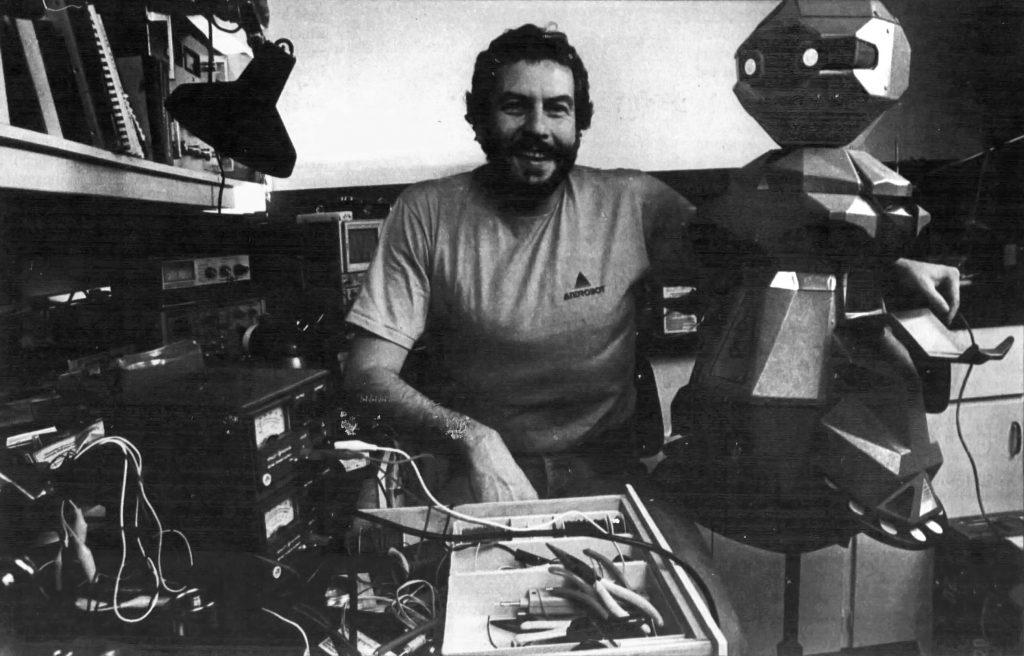 Nolan Bushnell, founder of video game company Atari