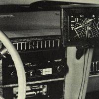 Etak car navigation system, bankrolled by Nolan Bushnell