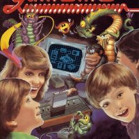 Gameliner magazine, sent to subscribers of the Gameline game streaming service for the Atari 2600 video game console