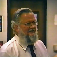 Jay Miner, creator of the chip for the Atari VCS 2600 video game console
