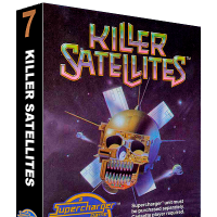 Killer Satellites, a video game for the SuperCharger addon for the Atari 2600 video game console