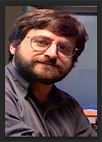 Image of Rob Fulop, designer of video game Demon Attack for the Atari VCS/2600