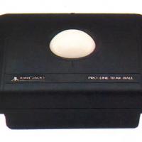 The Pro-line Trak Ball, a controller device for the Atari 2600 1983