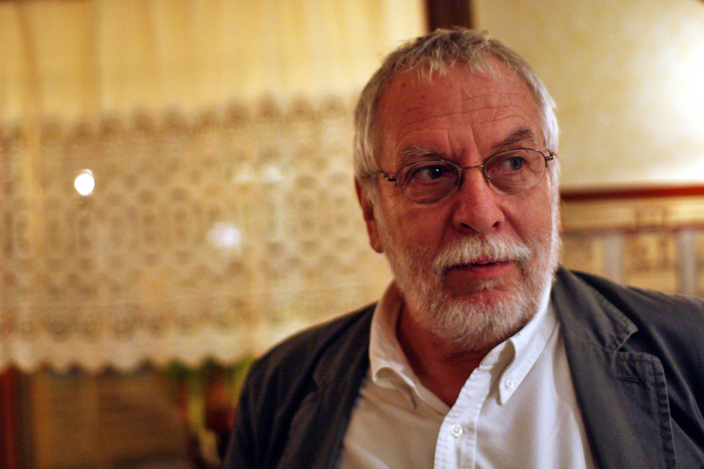 Image of Nolan Bushnell, Atari co-founder, circa 2009