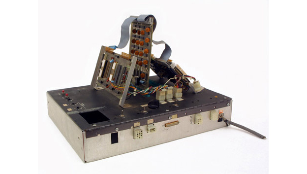 Image of the prototype for the Atari VCS/2600, 1977