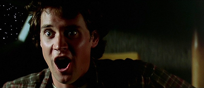 Still featuring Lance Guest as Alex Rogan from The Last Starfighter, a video game themed movie by Universal 1984