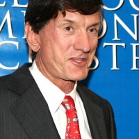 2006 photo of John Badham, director of WarGames, a video game themed movie by MGM/UA 1983