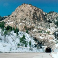 Cheyenne Mountain, former home of NORAD HQ
