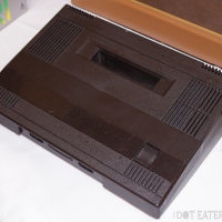 The 5100, a prototype redesign of the 5200, a home video game console by Atari 1982