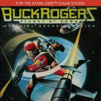 Buck Rogers: Planet of Zoom, a home video game for the Atari 5200 game console