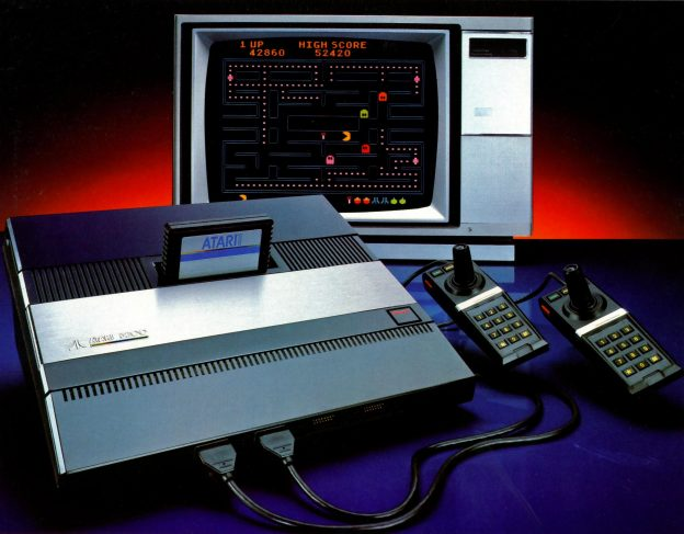5200 Supersystem, a home video game by Atari