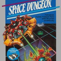 Space Dungeon, a home video game for the Atari 5200 console