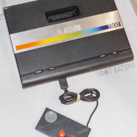 7800 ProSystem, a home video game console by Atari 1986