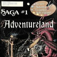 Adventureland, a computer text adventure by Scott Adams for the Apple II home computer