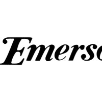 1982 logo for Emerson, producers of the Arcadia 2001, a home video game system
