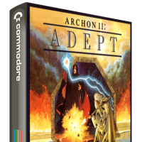 Archon II: Adept, a computer video game by Free Fall Associates and EA
