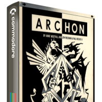 Archon: The Light and the Dark, a computer video game by Free Fall Associates and EA