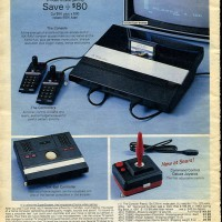 Atari 5200 in the Sears Wishbook