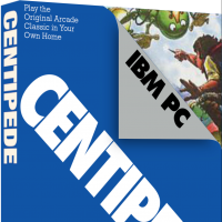 Centipede, a video game for the IBM Personal Computer