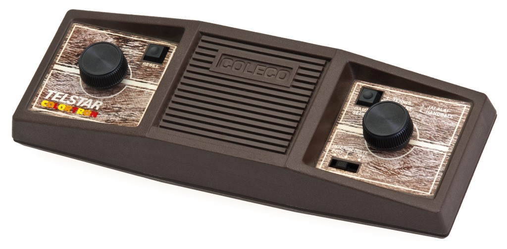 Colortron, a home video game console by Coleco