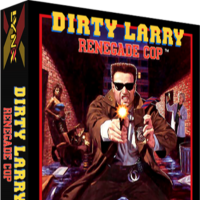 Dirty Larry: Renegade Cop for the Atari Lynx portable video game system