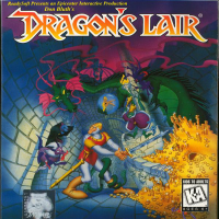 Don Bluth's Dragon's Lair, a video game for the Atari Jaguar video game console