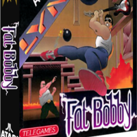 Fat Bobby, a video game for the Atari Lynx portable video game system