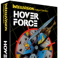 Hover Force, a video game for the Intellivision home game console