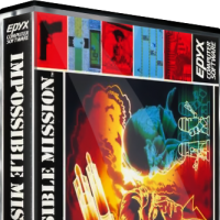 Impossible Mission, a platform video game for the ZX Spectrum home computer