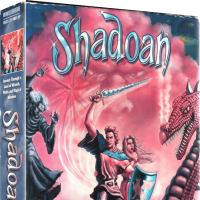 Shadoan, an adventure video game by Interplay