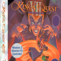 King's Quest VII: The Princeless Bride, a computer adventure game by Roberta Williams