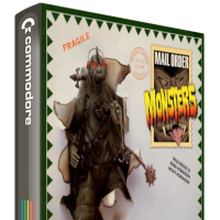 Mail Order Monsters, a computer video game by EA