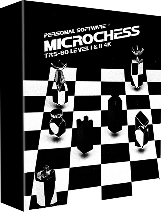 Microchess, a computer chess game for the TRS-80 personal computer