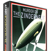 Murder on the Zinderneuf, a computer video game by Free Fall Associates and EA