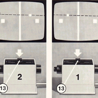 A scan of a Page from Odyssey manual detailing controllers