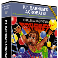 P.T. Barnum's Acrobats!, a video game for the Odyssey² video game console