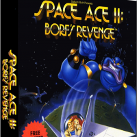 Space Ace II: Borf's Revenge, a computer game based on characters by Don Bluth