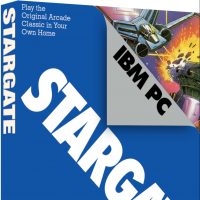 Stargate, a video game for the IBM Personal Computer