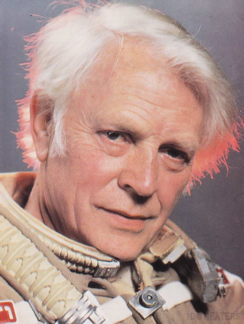Actor Dan O'Herily, star of video game themed movie The Last Starfighter
