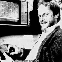 Tod Frye, creator of home Pac-Man video game for the Atari 2600 video game console